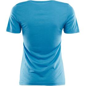 Aclima LightWool T-Shirt Women Blithe